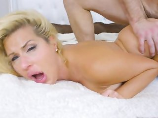 Needy milf tries son's dick round excellent scenes