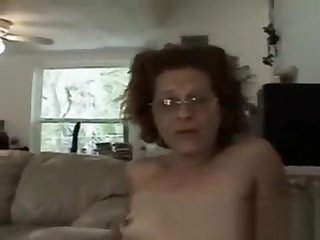 Aged Crack Whore In Glasses Sucking Dick POV