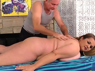 Sensual Massage for Plumper Cami Cooper