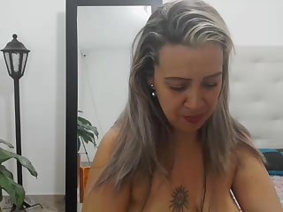 Colombian Mom With Big Melons (44) Touching Herself - high-definition xozilla porn movies 1080p
