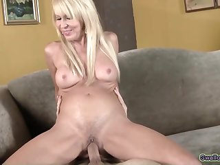 Assfucking With Raunchy Mommy - Hot Sex Video