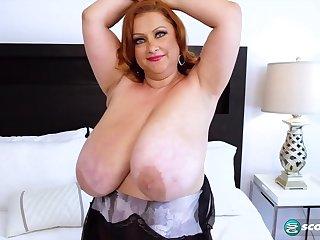 Really Big Bras For Julia Jones' Really Big Breasts - PornMegaLoad