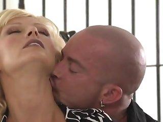 Vivian Schmitt blonde MILF hardcore sex video