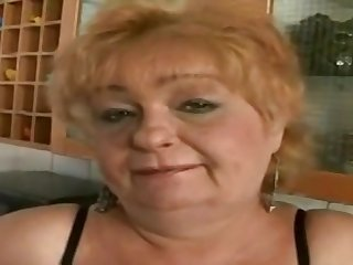 Grandma Eva Is One Dirty Old Slut When - BBWs