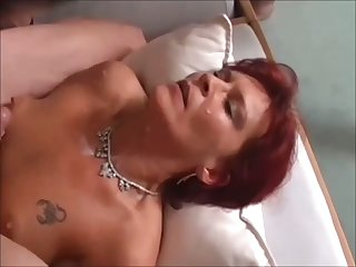Some good compilation of mature whores giving splendid blowjobs