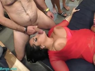 Cougar jism mega-slut Comes To mass ejaculation sex Involving aged cranks sextube