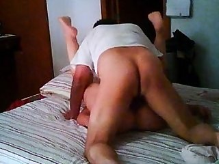 Unlighted milf treeless pain in the neck drilled hardcore
