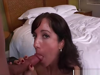Great Mother-In-Law Jaymee Bangs Sweet Touching Bud