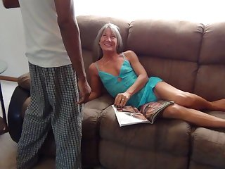 I'm Horny Again - Milf Wants Big Black Dick