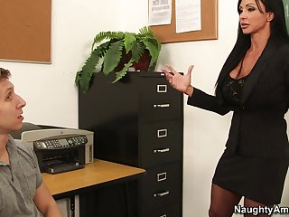 lesson of amazing sex act - jewels jade
