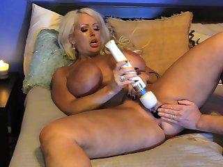 Stunning scenes of mature porn with Alura Jenson