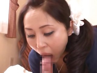 Seiko Lovely Asian woman is mature and sexy hot
