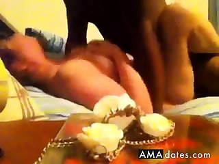 Cheating girl takes my 9.5 inch bbc