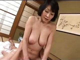Asian mature hardcore with massage
