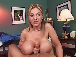 Crystal Gunns titfucking HD