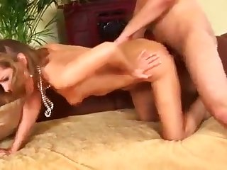 Astonishing adult movie Small Tits fantastic pretty one