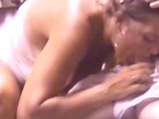 mature brunette milf cheats with her boss on spycam
