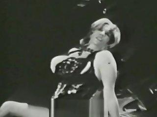 Seductive Show of Belly Dancers (1970s Vintage)