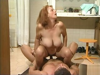 Astonishing porn scene Red Head exotic , take a look