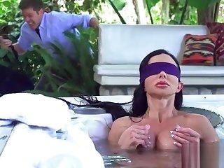 Hardcore Sex On Camera With Big Melon Tits Wife (Jewels Jade) mov-18
