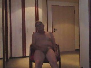 Horny webslut shows her body