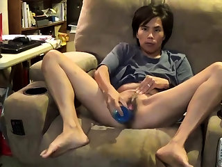 Thai girl tia Thai homemade 2014 scense 10